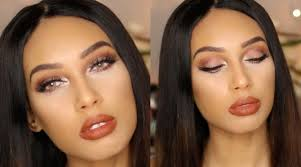 Warm Tone Hair Color Warm Tone Makeup Tutorial For All Skintones Mspreciousmarie