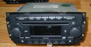 dodge durango stereo oem radios vehicle radio electronic original replacement parts