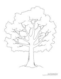 tree templates tree printables art pinterest template
