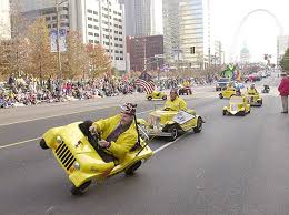 st louis thanksgiving day parade pictures getty images