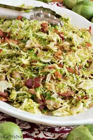 thanksgiving brussel sprouts bacon shaved brussels sprouts with bacon recipe brussels sprouts