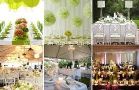 decoration salle de mariage décoration de salle de mariage par couleur