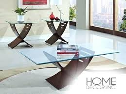 Glass Top Coffee Tables And End Tables Glass End Tables And Coffee Tables Glass Top End Tables And Coffee