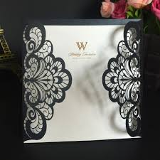 Invitation Cards Design With Ribbons Aliexpress Com Buy New Design Printable Muslim Wedding
