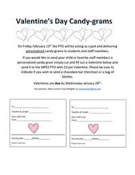 send a gram i used these as cards to send with my candy grams for the students