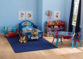 Paw Patrol Room Decor Paw Patrol Plastic 3d Toddler Bed Delta Children