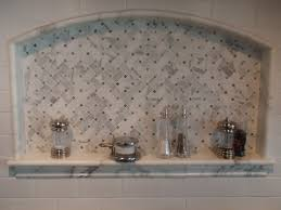 kitchen design ideas kitchen backsplash mosaic tumbled carrara