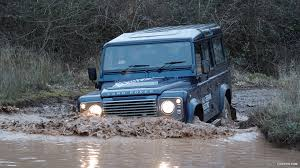 land rover water 2013 land rover electric defender concept deep water test front