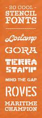 best 25 stencil font ideas on pinterest modern typeface
