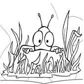 ant coloring ant coloring page ant coloring pages