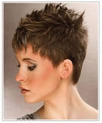 very short spikey hairstyles for women brilliant short spiky womens hairstyles intended for found