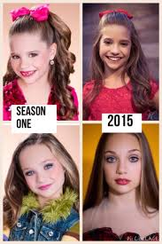 dance mom maddie hair styles ziegler girls then and now comment if you want more edits
