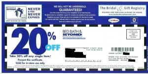 bed bath beyond 20 off bed bath and beyond coupons promo codes my blog bedroom