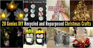 the decorative genius of repurposing places in the home 20 genius diy recycled and repurposed christmas crafts diy crafts