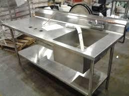 sinks industrial kitchen sinks stainless steel industrial kitchen