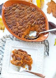 thanksgiving potato casserole sweet potato casserole vegan and gluten free happy healthy mama