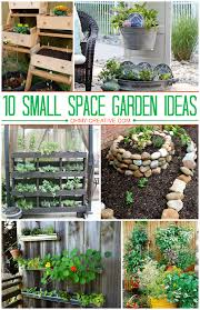 Garden Ideas For A Small Garden 10 Small Space Garden Ideas And Inspiration The Creative