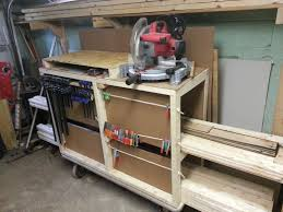 lumber storage cart 6 steps with pictures