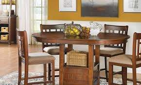 dining room counter high dining room table sets tall dining room