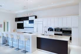 contemporary black kitchen cabinets black and white contemporary kitchen cabinets