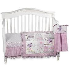Cocalo Bedding Cocalo Sugar Plum 8 Piece Crib Bedding And Accessories Buybuy Baby