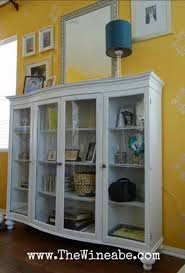 curio cabinet curio cabinet repurposed old gun turned furniture