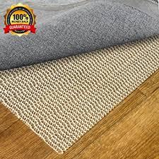 Rug Pad For Laminate Floor Amazon Com Non Slip Area Rug Pad Anti Slip Rug Gripper Extra