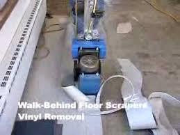 walk floor scrapers vinyl