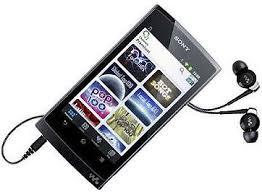 android mp3 player sony walkman nwz z1050 test chip