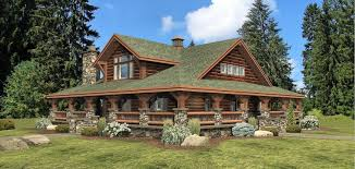 Log Home Styles Deerfield Log Homes Cabins And Log Home Floor Plans Wisconsin