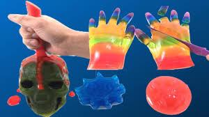 halloween gummy candy ideas for kids 2017 freaky gummy human