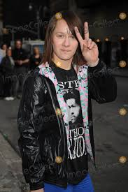 hannah billie photos and pictures drummer hannah blilie of the gossip made an