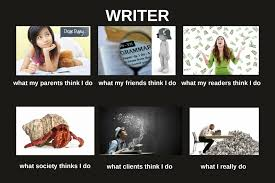 What I Really Do Meme - writer meme what people think i do what i really do