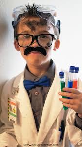 Halloween Scientist Costume Ideas Diy Mad Scientist Costume Scientist Badge Free Printable Mad