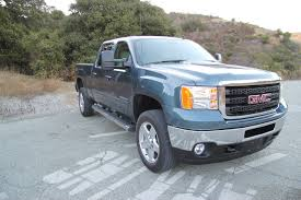 review 2011 gmc 2500hd the truth about cars
