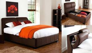 Diy King Size Platform Bed Frame by King Size Bed Frames And Headboards U2013 Skypons Co