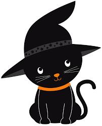 halloween clipart cute halloween halloweenkittenclipartset id 182 02 png minus felt