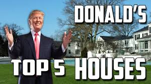 Donald Trumps Penthouse Top 5 Houses That President Donald Trump Owns Youtube