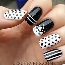 40 classy black nail art designs for women shellac nail