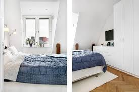 armoire pour chambre à coucher design interieur aménagement de combles chambre coucher armoires