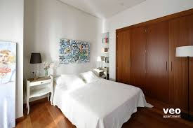 Schlafzimmer Wardrobes Apartment Mieten Corral Del Rey Strasse Sevilla Spanien Corral
