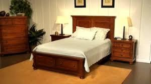 walden 4 piece queen storage bedroom set