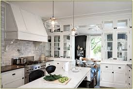 excellent glass pendant lights for kitchen island design ideas
