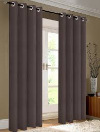 pair of kevin blackout window curtain panels w grommets