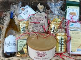 virginia gift baskets commonwealth s finest the made in virginia store