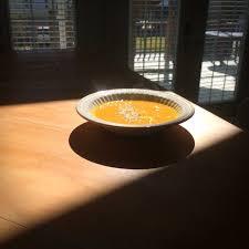 autumn acorn squash soup