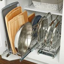 cabinet organizer for pots and pans cabinet organizer for pots and pans the container store