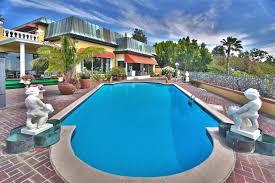 architecture interior bright indoor swimming pool with iridescent