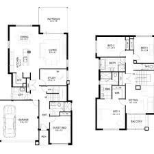 two story floor plans storey house plans home design ideas designs story floor