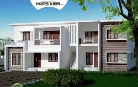 Duplex Home With Two Separate  Bhk Apartment Design - Apartment home design